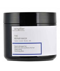 Маска для волос Sergilac The Repair Mask восстанавливающая 500 мл