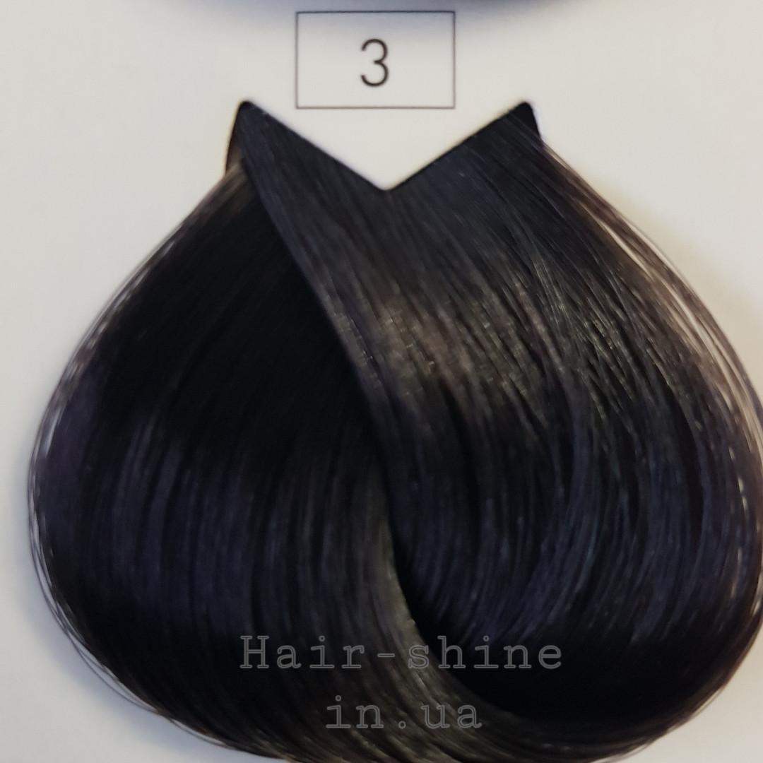 Крем-краска для красоты волос 100 мл-L'Oreal Professionnel Majirel 3 Темный шатен