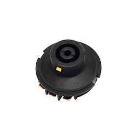 Разъем нижний для электрочайника YG-181 (3 контакта)