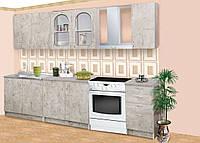 Кухня Глория (ДСП) 2,0 м (комплектом и посекционно)