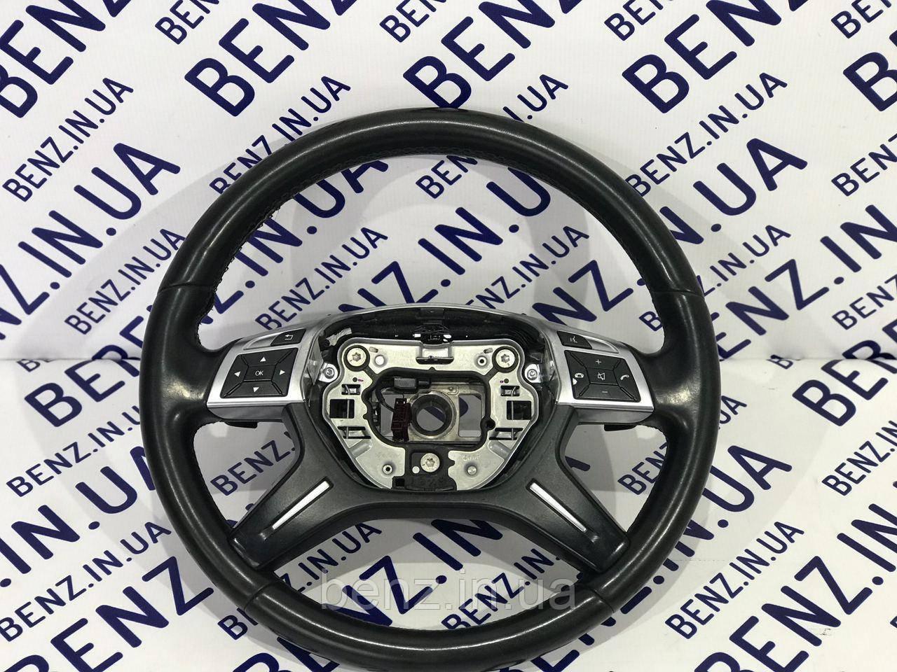 Рулевое колесо W212 рестайл A2464605503