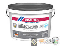 Krautherm (Краутерм) Quarzgrund Uni weiss Адгезионный пигментированный грунт 25 кг