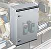 Щит ящик щиток металлический 800х600х280 с монтажной панелью IP66 распределительный управления автоматизации