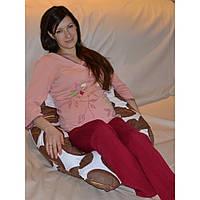 U-образная подушка для беременных Звезды