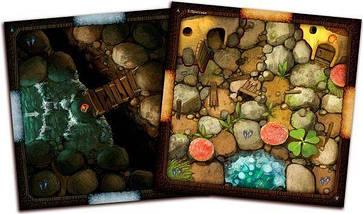 Настольная игра О мышах и тайнах. Сказки Нижнелесья, фото 3
