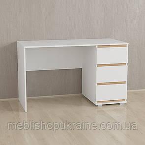 Стол компьютерный на три ящика