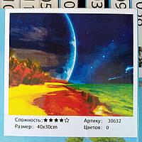 Набор Рисование по номерам на холсте размер 30*40, фото 1