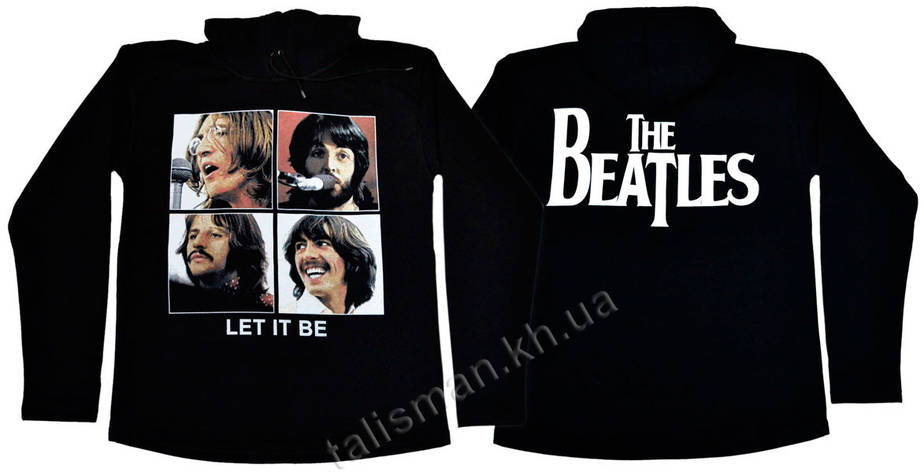 Толстовка BEATLES - Let it Be , фото 2
