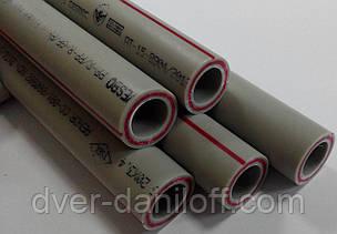 Трубы полипропиленовые Faser (стекловолокно) Труба Vesbo (Весбо), фото 2