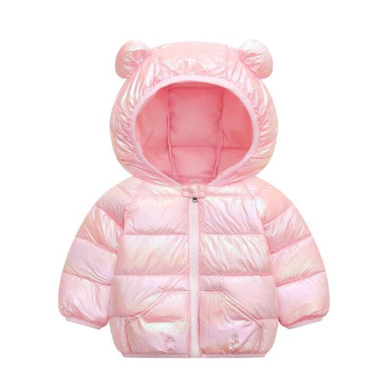 Куртка хамелеон демисезонная для девочки размер 110.