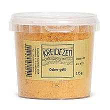 Натуральный пигмент, Желтая охра, Ocker Gelb, Pigmente, Kreidezeit