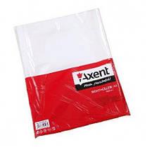 Файл AXENT А3 2003-00 глянец (100шт) вертикальный 40мкм (1)