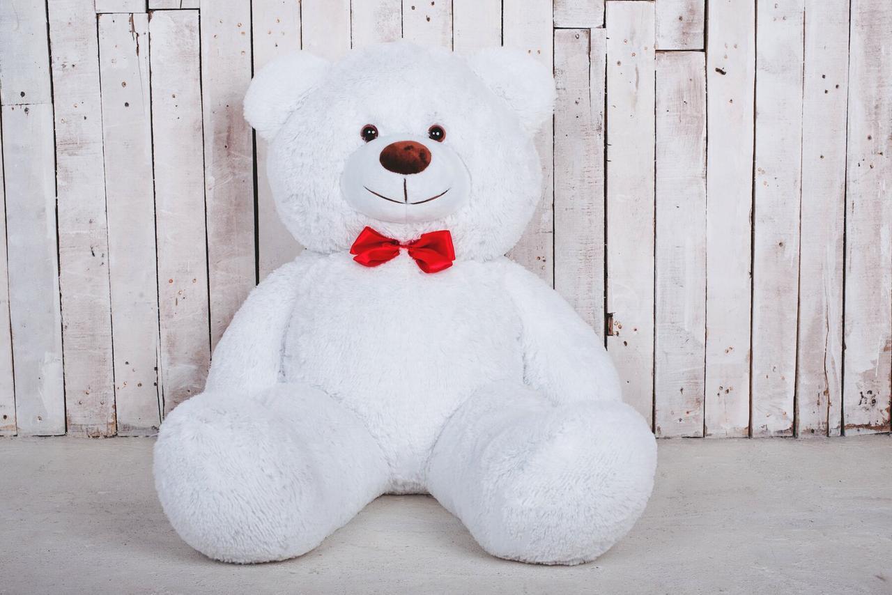 Плюшевий ведмедик Yarokuz Бенжамін 135 см Білий
