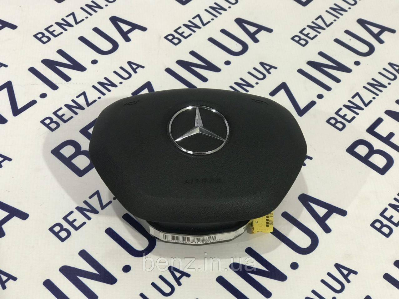 Подушка безпеки водія Mercedes W212/S212 A2468600002