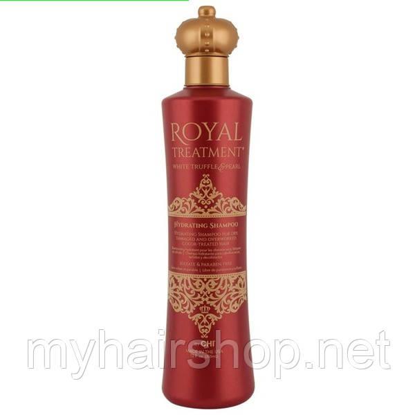 Зволожуючий шампунь CHI Farouk Royal Treatment Hydrating Shampoo 946 мл