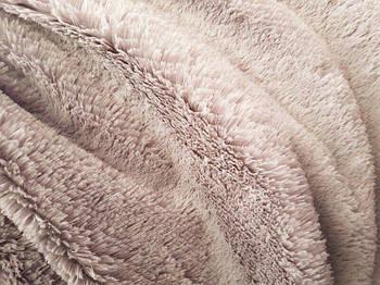 Искусственный мех-травка 20 мм Капучино, Капучино