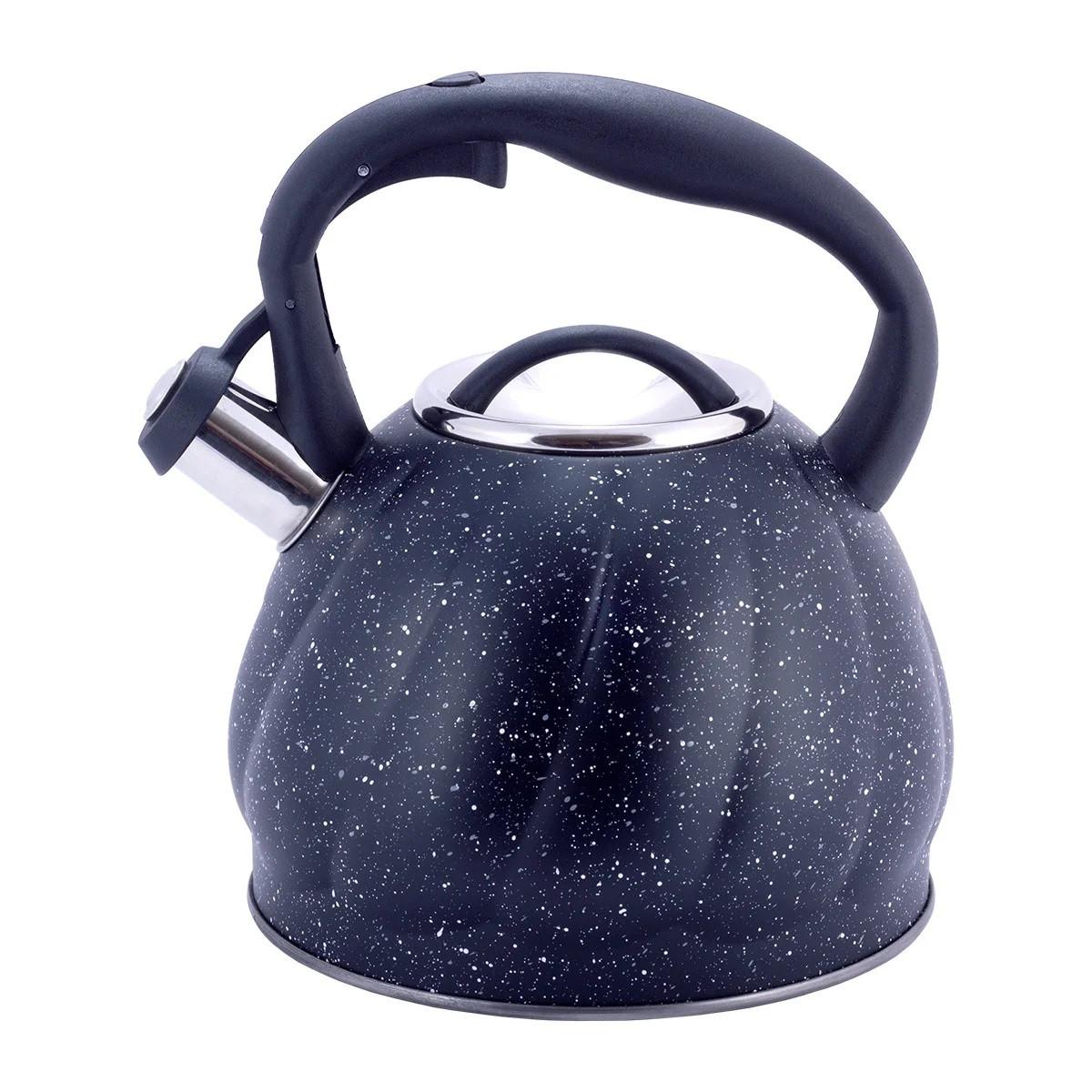 Чайник Kamille из нержавеющей стали и нейлоновой ручкой 3 л