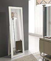 Зеркало напольное, белое 1900x600, фото 1