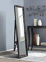 Зеркало с ножкой 1650х400мм, черное, фото 1