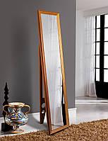 Зеркало напольное в золотой раме 1650х400, фото 1