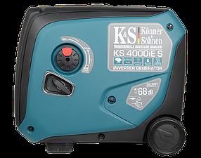 Інверторний Генератор Konner&Sohnen KS 4000iE S (4 кВт)