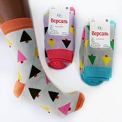 Шкарпетки махрові жіночі Версаль Exclusive/ Червоноград