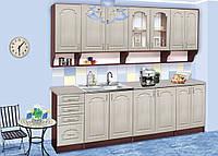 Кухня Елена (МДФ) 2 м комплектом и посекционно, фото 1