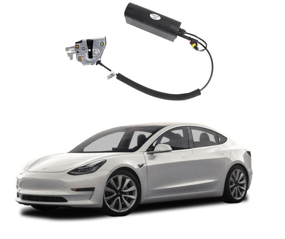Доводчик дверей для Tesla Model 3