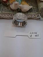 Кольцо из медицинского золота xuping