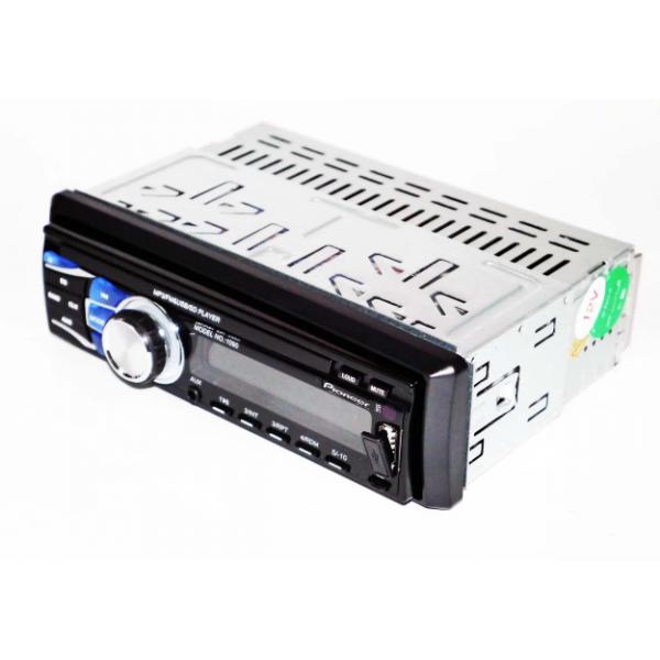 Автомагнітола 1085 Bluetooth Пульт ДУ потужність 52x4 Вт знімною панель в машину бюджетна