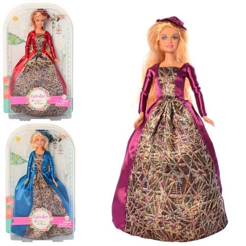 DEFA Кукла 8407-BF 29см 3 вида на листе 21-32-5 5см