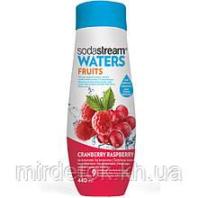 Сироп для газированных напитков Cranberry-Raspberry (брусника+малина) 440 ml  на 9 л напитка