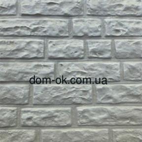Термопанели фасадные на основе ваты , фактура Колотый кирпич, толщина 100 мм