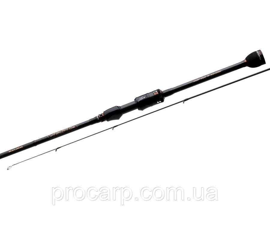 Спиннинговое удилище Azura Vesta 710L 2.38м 1-14г