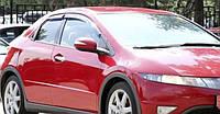 Дефлекторы окон Honda Civic VIII Hb 5d 2006-2011