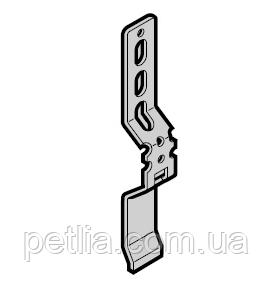 Комплект: крепежные принадлежности, Одностенная фальш-панель из стали 95 мм Hormann