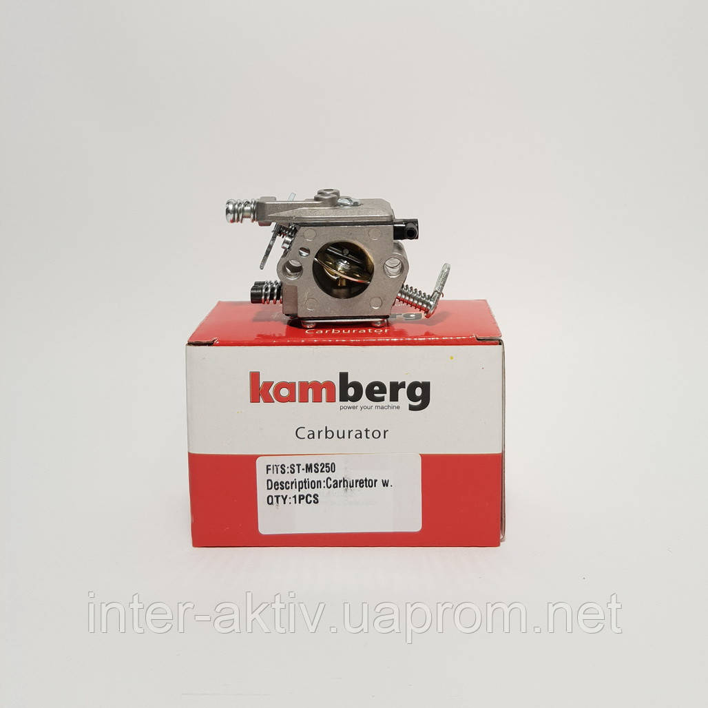 Карбюратор для бензопили STIHL 230/250 Kamberg
