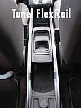 Підлокітник Armcik Стандарт для Opel Meriva B 2010-2017 з системою Flexrail, фото 2