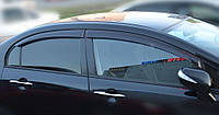 Дефлекторы оконHonda Civic VIII Sd 2006-2011/Ciimo Sd 2012