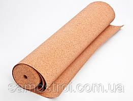 Коркова подложка под ламинат 2 мм
