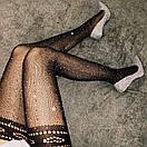 Оригинальные чулки со стразами эротическое белье сексуальное белье, фото 5