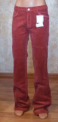 Женские джинсы вельвет 132-1, фото 2