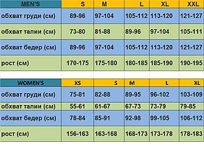 Шорты для бега Mizuno Core 7.5 2 In 1 Short J2GB0176-09, фото 2