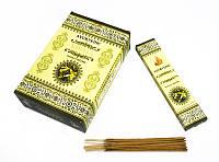 Благовония пыльцевые Ayurvedic Vanilla 20 грамм (плоская пачка)
