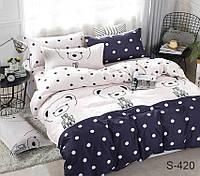 ТМ TAG Комплект постельного белья с компаньоном S420, фото 1