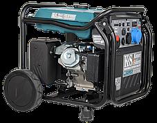 Генератор инверторный Konner&Sohnen KS 8100iE (8 кВт), фото 3