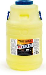 Теплоносій для опалення на природній основі Бішофіт, DEFREEZE -30, 40л