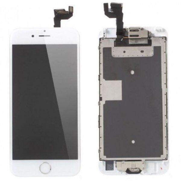Дисплей (LCD) iPhone 6 (4.7) с сенсором белый TianMa