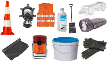 ADR-комплект для будь-якого небезпечного вантажу (універсальний)