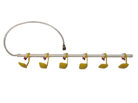 Комплект ниппельного поения для уток Н-Т VDP-20